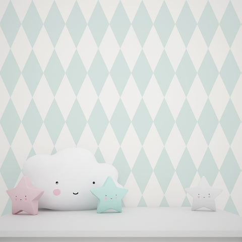 Papel Mural Nordic Mint