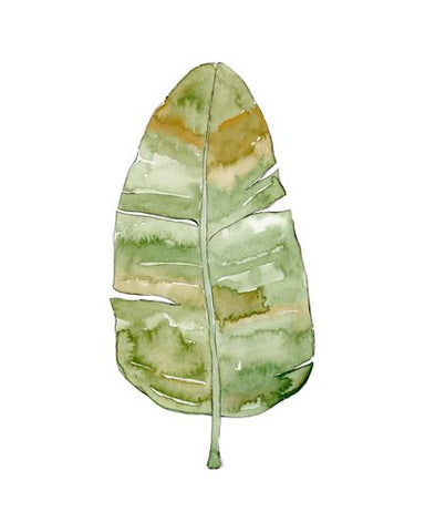 Canvas Leaf #10