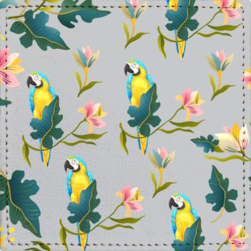 Posavaso The Macaw Pattern