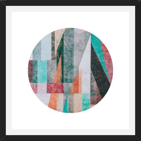 Cuadro Abstract Circle