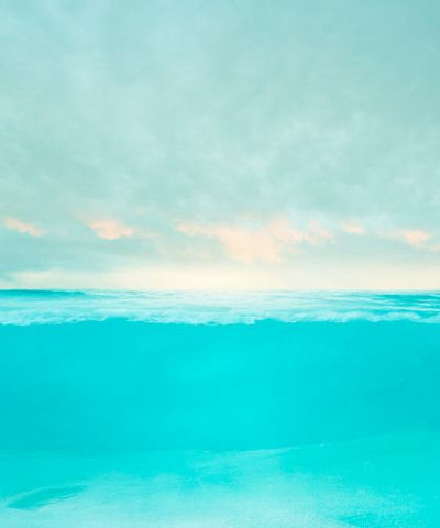 Canvas Minimal seascape 01