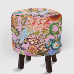 Pouf Summer Botanical IX