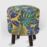 Pouf Tropical Garden XIII