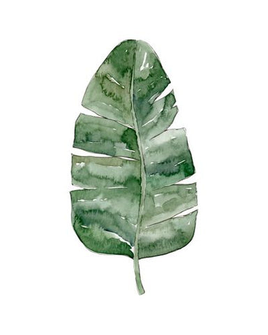 Canvas Leaf #5