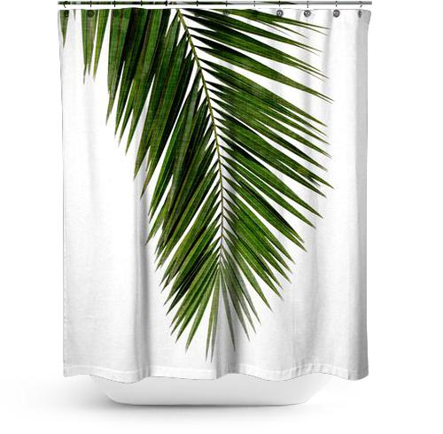 Cortina de Baño Palm Leaf I