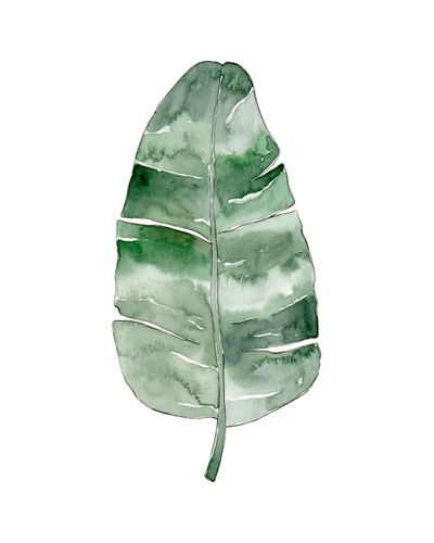 Canvas Leaf #4