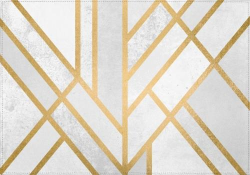 Individuales Art Deco Geo 1