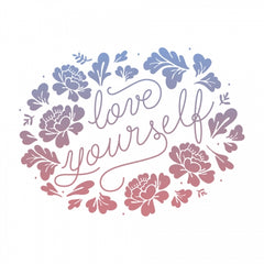 Canvas Love  yourself