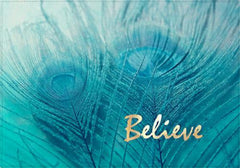 Individual Believe in Aqua