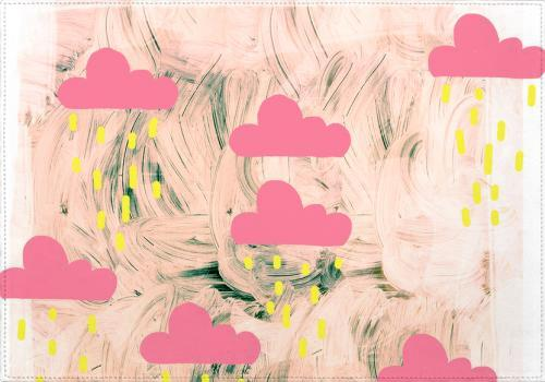 Individuales Pink Clouds