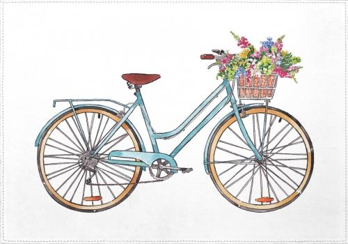 Individuales Vintage Bicycle - Galeria Impresionarte