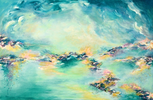 Canvas SEA TO SKY 2