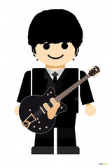 Canvas George Harrison Toy