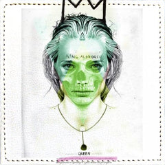Posavasos The Queen - Galeria Impresionarte