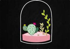 Individuales Succulents II