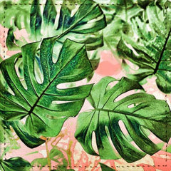 Posavaso Monstera Beauty - Galeria Impresionarte