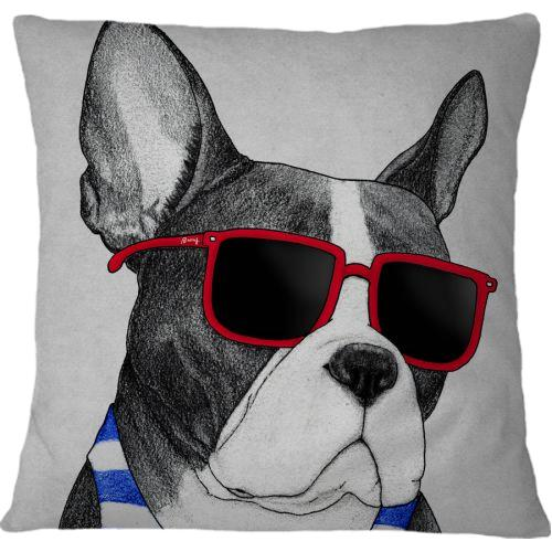 Cojin Frenchie Summer Style