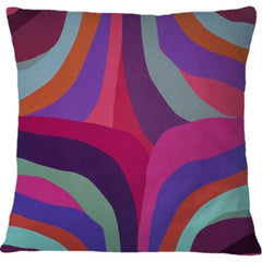 Cojin Psychedelic pattern 05