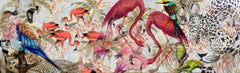 Pink Jungle - Galeria Impresionarte