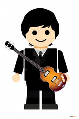 Canvas Paul McCartney Toy