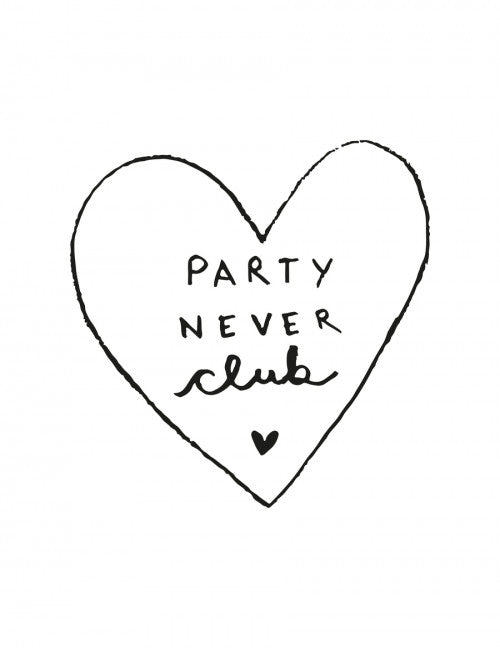 Canvas Party Never Club
