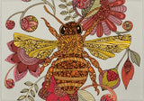 Individuales Bee Awesome - Galeria Impresionarte