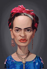 Canvas Frida Kahlo