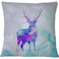 Cojin Abstract Deer XX - Galeria Impresionarte