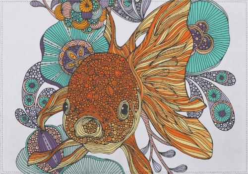 Individuales Little fish