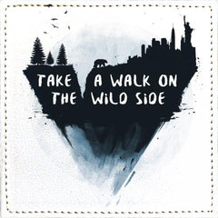 Posavasos Walk on the Wild Side - Galeria Impresionarte