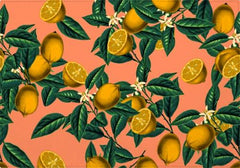 Individuales Lemon and Leaf - Galeria Impresionarte