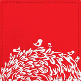 Posavasos Red Birds