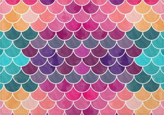 Individuales Watercolor Lovely Pattern XII - Galeria Impresionarte