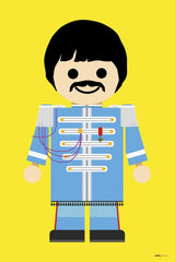 Canvas Paul McCartney Toy 02