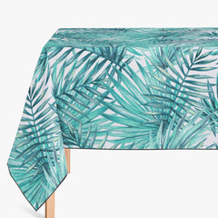 Mantel de Hule Palm Pattern 07