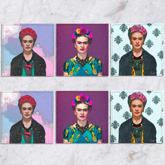 Posavasos Trendy Frida Collection - Galeria Impresionarte