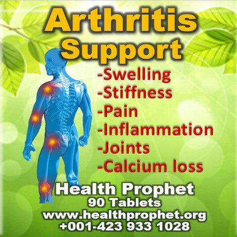 arthritis support man with red spots on joints