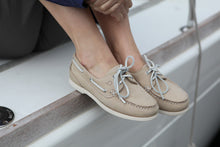 Pacific Lady G2 Boat Shoe Stone