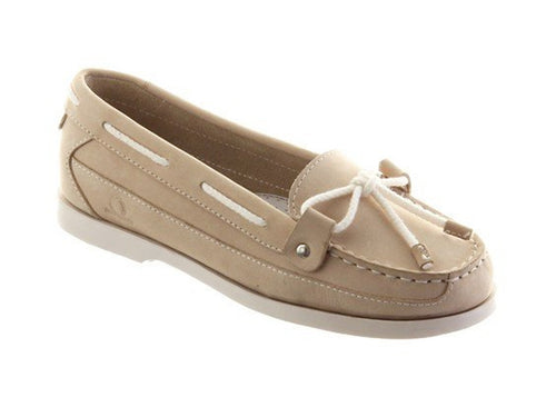 Alcyone ll G2 Slip On Boat Shoe Stone