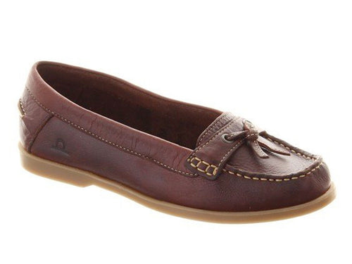 Atlantis Tassel Loafer Brown