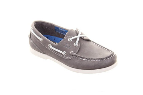 Pacific Lady G2 Boat Shoe Grey