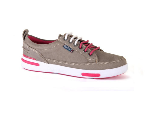 Step Deck Shoe Trainers Dark Grey