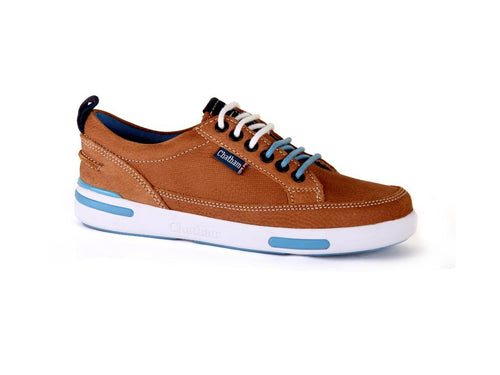 Step Deck Shoe Trainers Tan