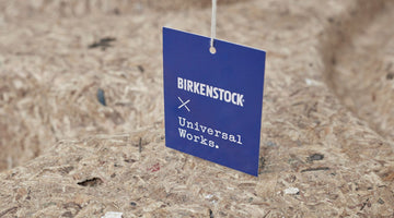 The Collaboration of Summer 2019...Universal Works x Birkenstock