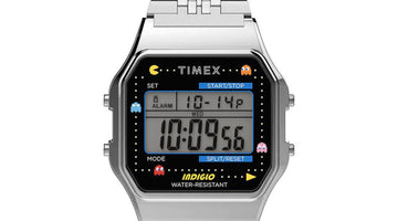 Two Icons Meet - The Timex Pac-Man T80 Watch