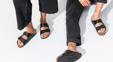 The Modern Draper LOVES Birkenstock