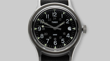 New Collaboration - Timex x Carhartt