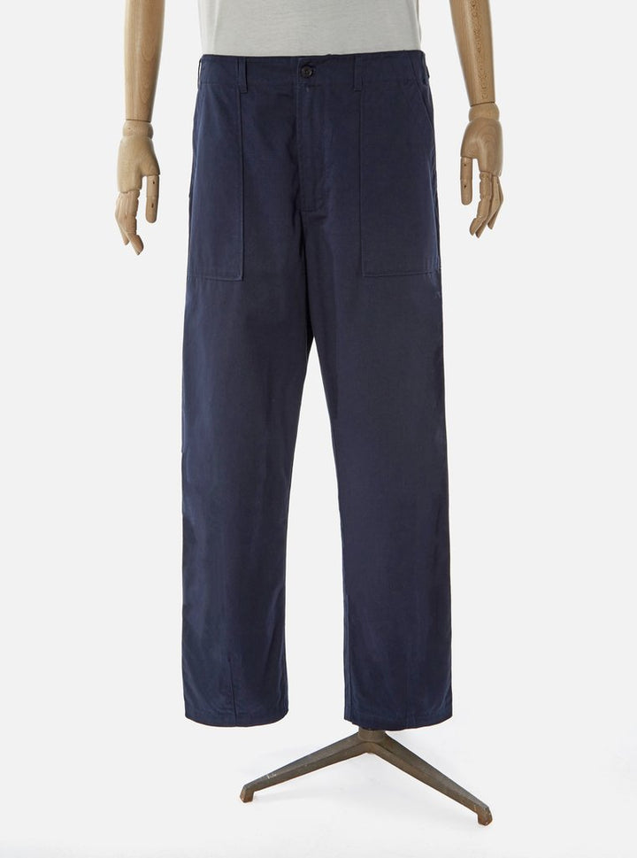 Universal Works Fatigue Pant - Navy