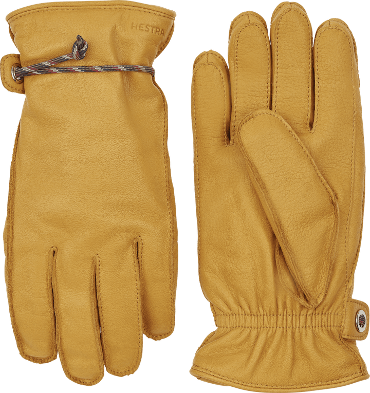 Hestra Granvik Glove - Natural Yellow/Natural Yellow