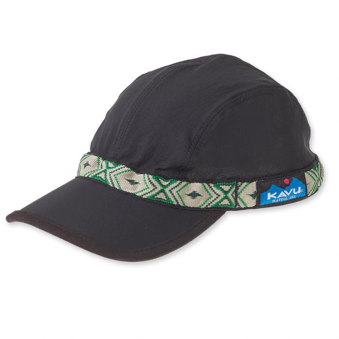 Kavu Synthetic Strapcap - Black